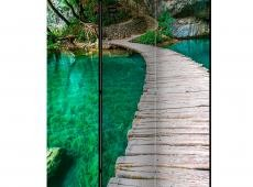 Paraván - Plitvice Lakes National Park, Croatia [Room Dividers]